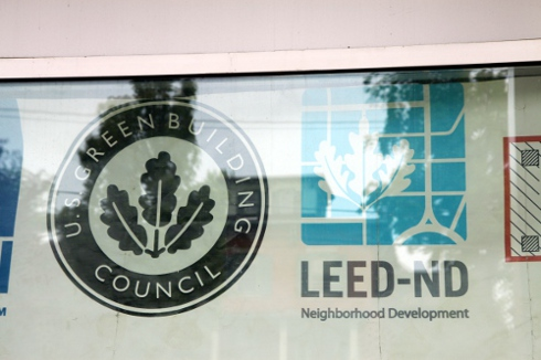 LEED for Neighborhood Development project in Oberlin