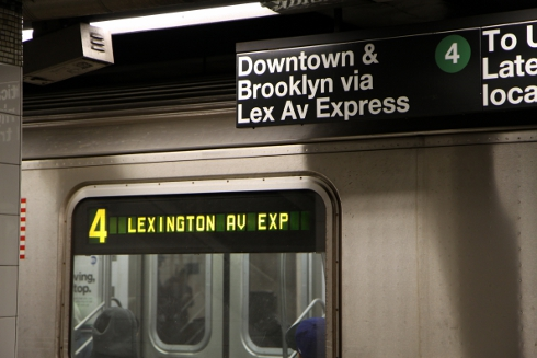 Lexington Avenue Subway