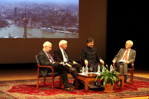 Asia Society panel discussion on China urban development