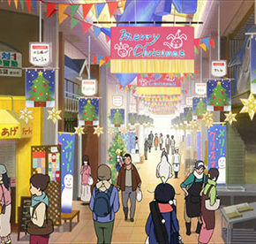 Weekly Review of Transit, Place and Culture in Anime 24