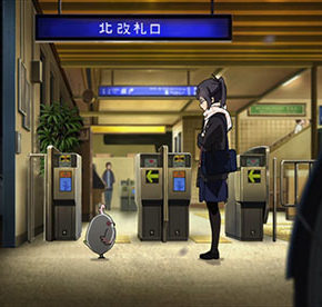 Weekly Review of Transit, Place and Culture in Anime 26