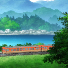 Weekly Review of Transit, Place and Culture in Anime 29