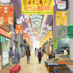 Weekly Review of Transit, Place and Culture in Anime 33