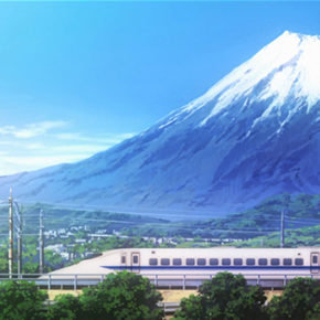 Weekly Review of Transit, Place and Culture in Anime 35