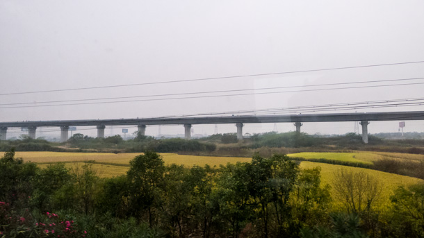 Intercity Rail in China 中国 高速铁路
