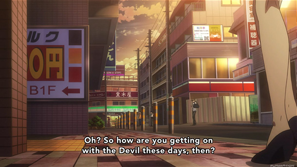 The Devil is a Part-Timer! はたらく魔王さま!