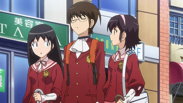 The World God Only Knows: Goddesses 神のみぞ知るセカイ 女神篇