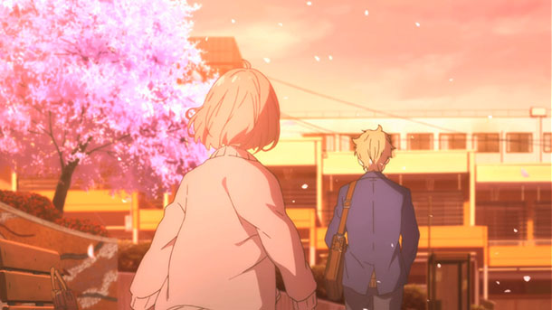 Beyond the Boundary 境界の彼方
