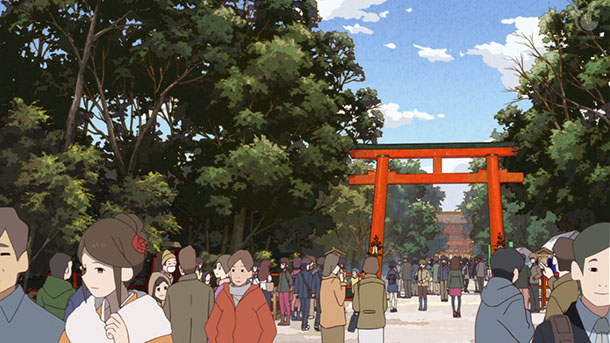 The Eccentric Family 有頂天家族