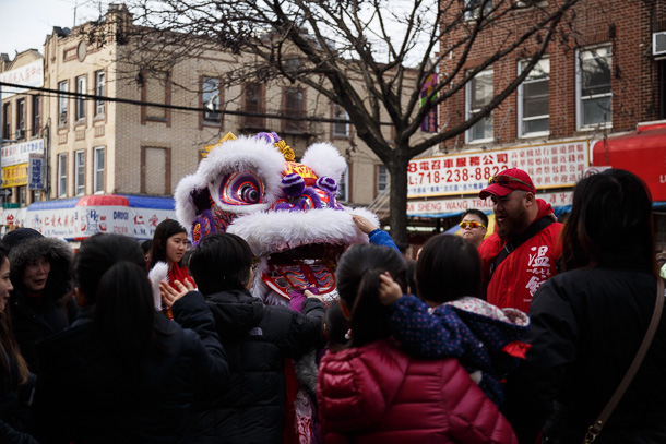 Lunar New Year 2014 in Sunset Park
