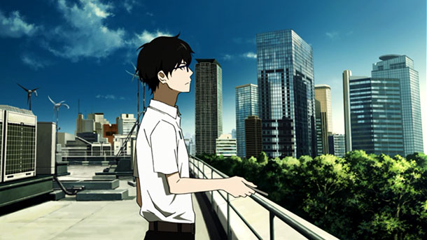 Terror in Resonance 残響のテロル