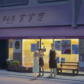 Weekly Review of Transit, Place and Culture in Anime 114