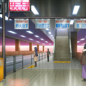 Weekly Review of Transit, Place and Culture in Anime 118