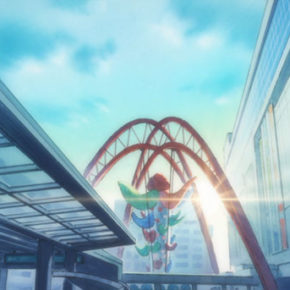 Weekly Review of Transit, Place and Culture in Anime 152