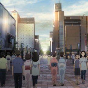 Weekly Review of Transit, Place and Culture in Anime 156