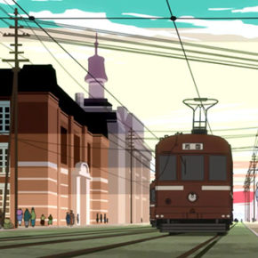 Weekly Review of Transit, Place and Culture in Anime 158