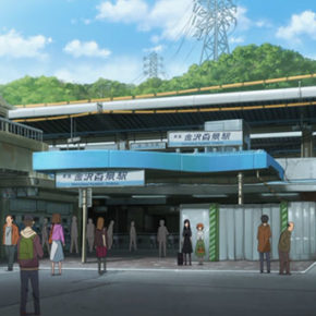 Weekly Review of Transit, Place and Culture in Anime 163