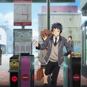 Weekly Review of Transit, Place and Culture in Anime 169