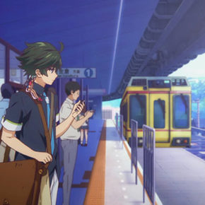 Weekly Review of Transit, Place and Culture in Anime 171