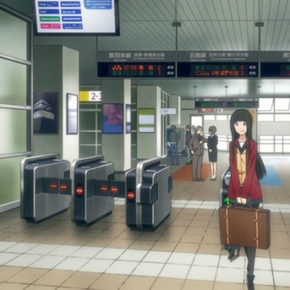 Weekly Review of Transit, Place and Culture in Anime 172