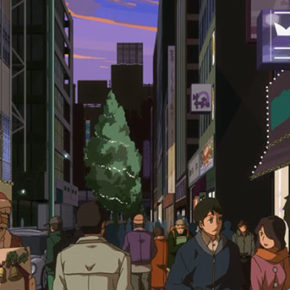 Weekly Review of Transit, Place and Culture in Anime 176