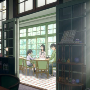 Weekly Review of Transit, Place and Culture in Anime 178