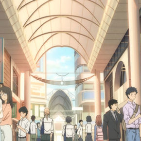 Weekly Review of Transit, Place and Culture in Anime 180