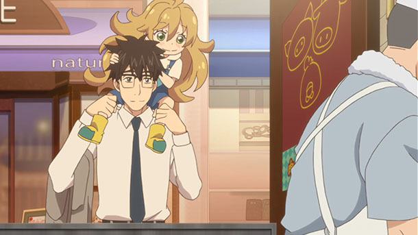 Sweetness and Lightening 甘々と稲妻