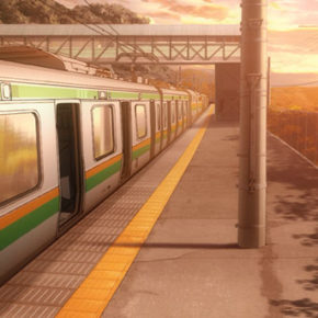 Weekly Review of Transit, Place and Culture in Anime 195