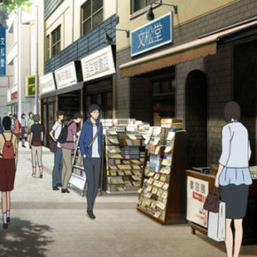Weekly Review of Transit, Place and Culture in Anime 199