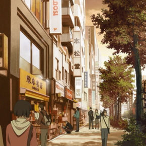 Weekly Review of Transit, Place and Culture in Anime 202