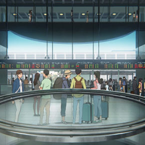 Weekly Review of Transit, Place and Culture in Anime 204