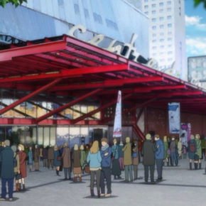 Weekly Review of Transit, Place and Culture in Anime 207
