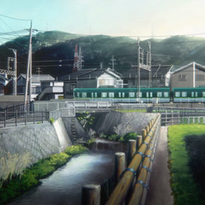 Weekly Review of Transit, Place and Culture in Anime 210