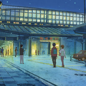 Weekly Review of Transit, Place and Culture in Anime 212