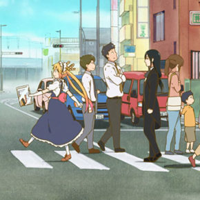Weekly Review of Transit, Place and Culture in Anime 215
