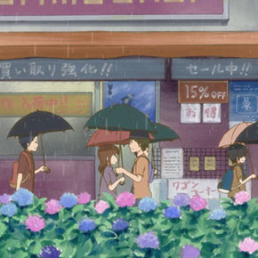 Weekly Review of Transit, Place and Culture in Anime 216