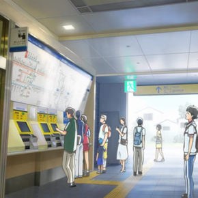 Weekly Review of Transit, Place and Culture in Anime 228