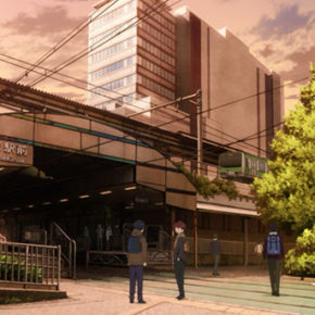Weekly Review of Transit, Place and Culture in Anime 230