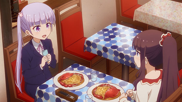 New Game!! ニューゲーム!!