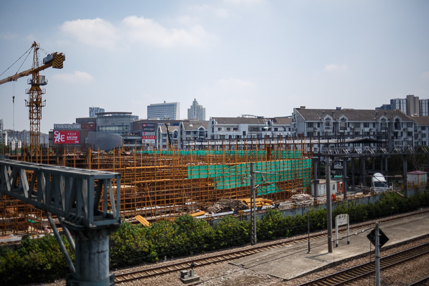 Minhang Development Zone and Xinzhuang 闵行开发区 莘庄