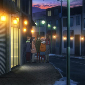 Weekly Review of Transit, Place and Culture in Anime 244