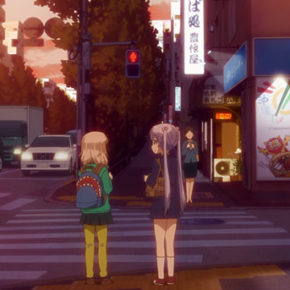 Weekly Review of Transit, Place and Culture in Anime 245