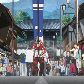 Weekly Review of Transit, Place and Culture in Anime 246