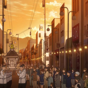Weekly Review of Transit, Place and Culture in Anime 247