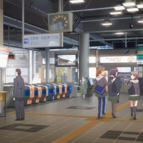 Weekly Review of Transit, Place and Culture in Anime 251