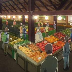 Weekly Review of Transit, Place and Culture in Anime 257