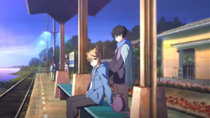 Beyond the Boundary Kyōkai no Kanata 境界の彼方