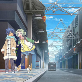Weekly Review of Transit, Place and Culture in Anime 267