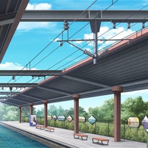 Weekly Review of Transit, Place and Culture in Anime 271